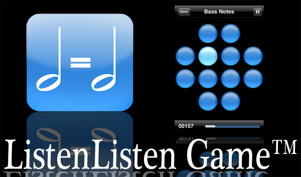 ListenListen Game available at iTunes